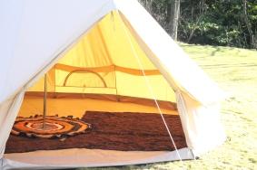 Strathcona Open Empty Tent Floor