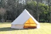 Strathcona Open Empty Tent Mid